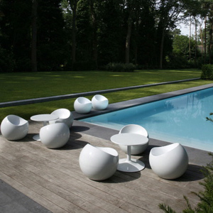 Assise Ball Chair – blanche