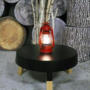 Table basse – Noire
