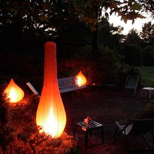 "Lampe Ventilée ""Luminair"""
