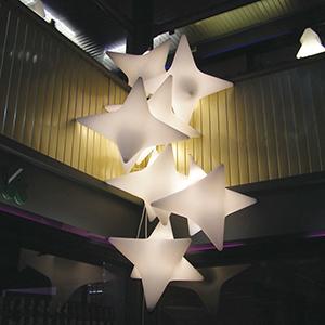 Étoile lumineuse