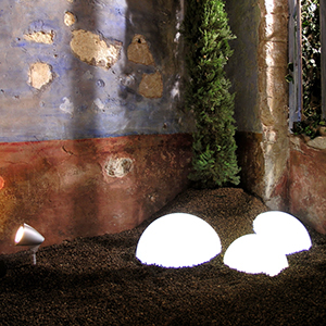 Sphère – Demi-sphère lumineuses
