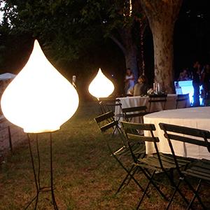 Réhausse pour Lampe Figue