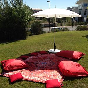 Tapis Picnic Lounge