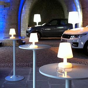 Lampes autonomes