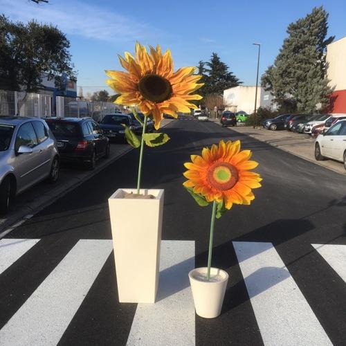 Fleur géante XXL